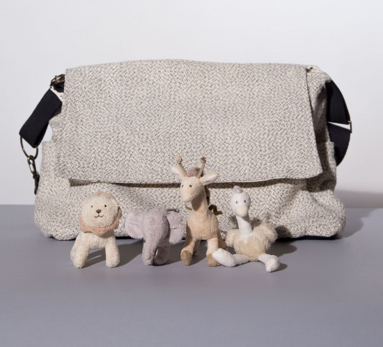 House of Myrtle 'hill' baby changing bag