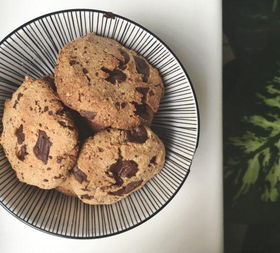 almond flour gluten-free sugar-free cookies