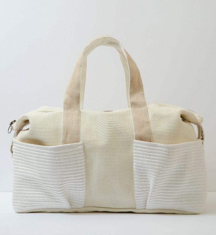 rafia baby bag